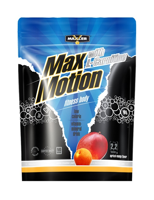Max Motion with L-Carnitine Maxler (1000 гр)