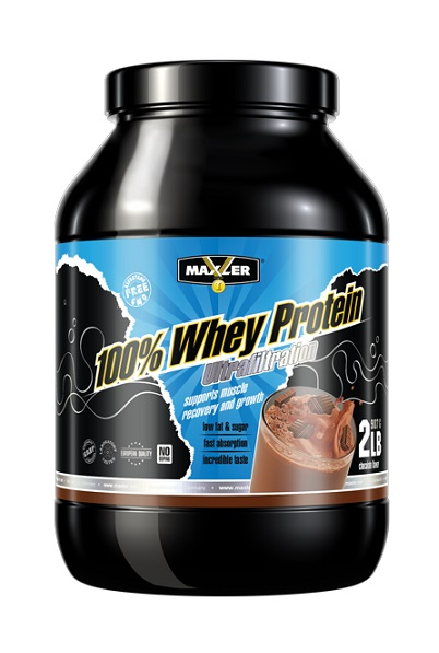 100% Whey Protein Ultrafiltration Maxler (908 gr)(EXP 07/2020)