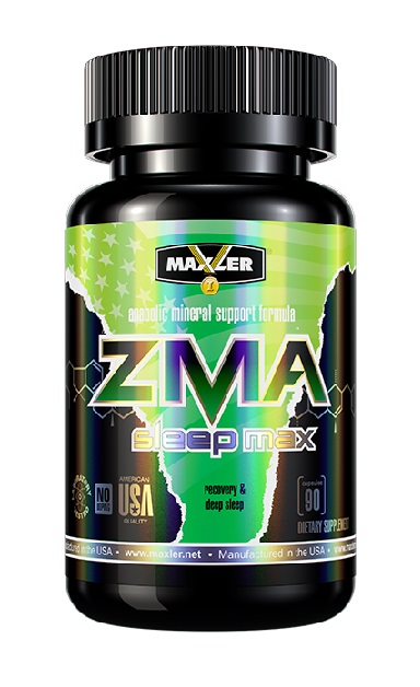 ZMA Sleep Max Maxler (90 caps)