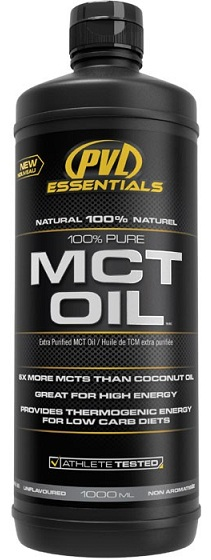 MCT Oil PVL Essentials (1 L)