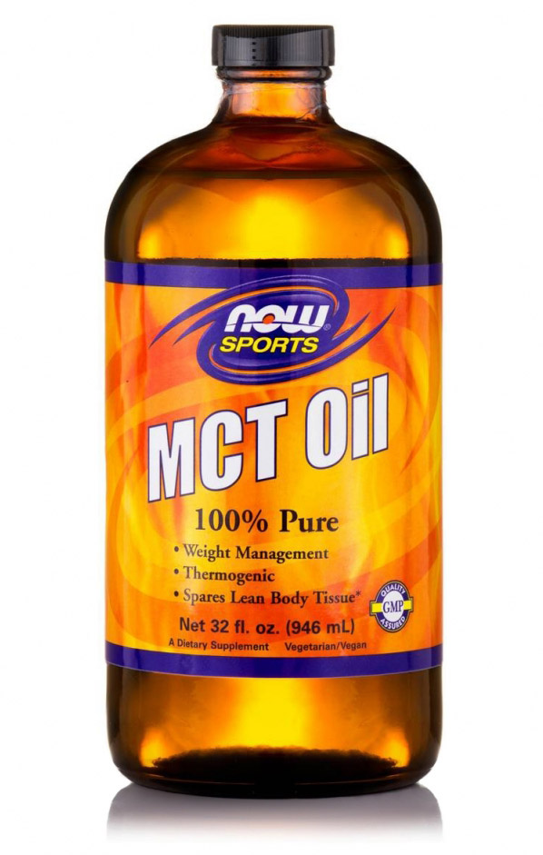MCT Oil NOW (32 fl. oz. - 946 мл)