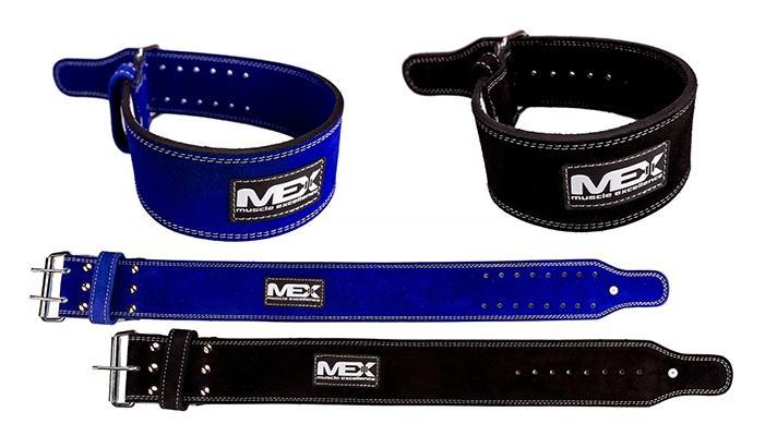 Пояс MEX POWER-L MUSCLE EXCELLENCE (на пряжке, 1 штырь, 10 мм)