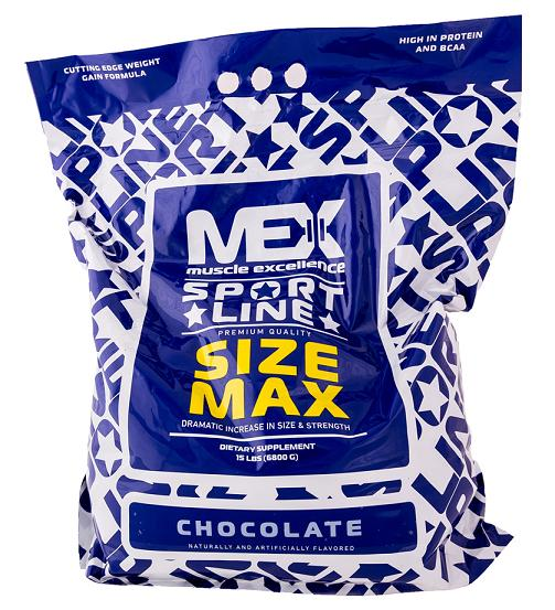 Size Max MEX Nutrition (6800 gr)