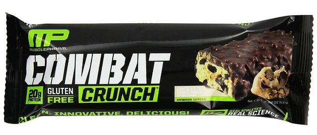 Combat Crunch Bar MusclePharm (63 гр)