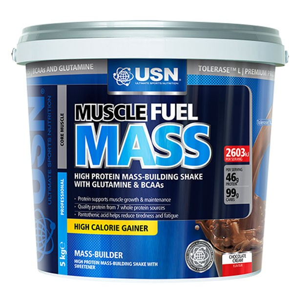 Muscle Fuel Mаss USN (5000 гр)