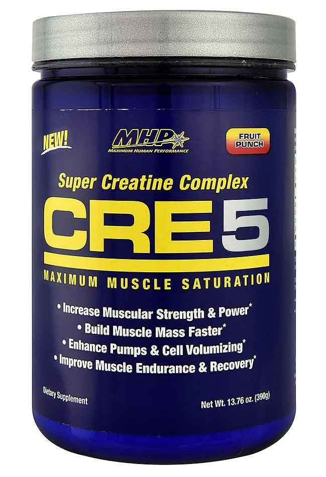 CRE 5 MHP (390 g)(EXP 06/2018)