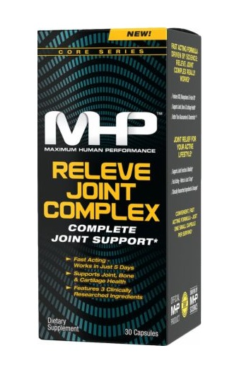 Releve Joint Complex MHP (30 caps)