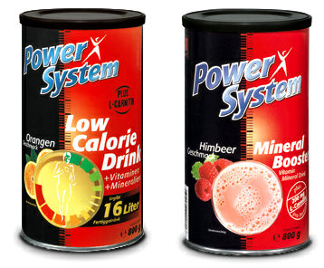 Mineral Booster Power System (800 gr)