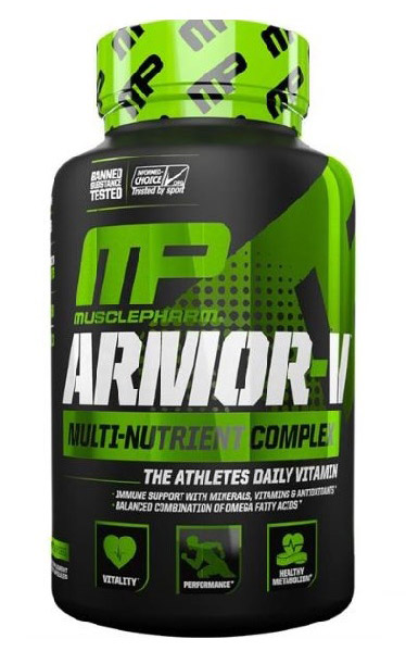 Armor-V Sport Series MusclePharm (180 кап)
