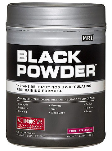 Black Powder MRI (800 гр)