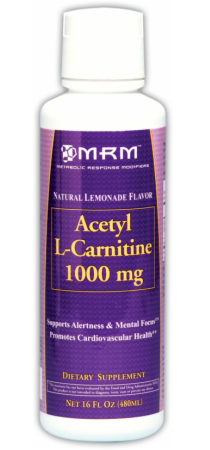 Acetyl L-carnitine MRM (480 мл)