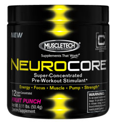 NeuroCore MuscleTech (50,4 гр, 12 порций)