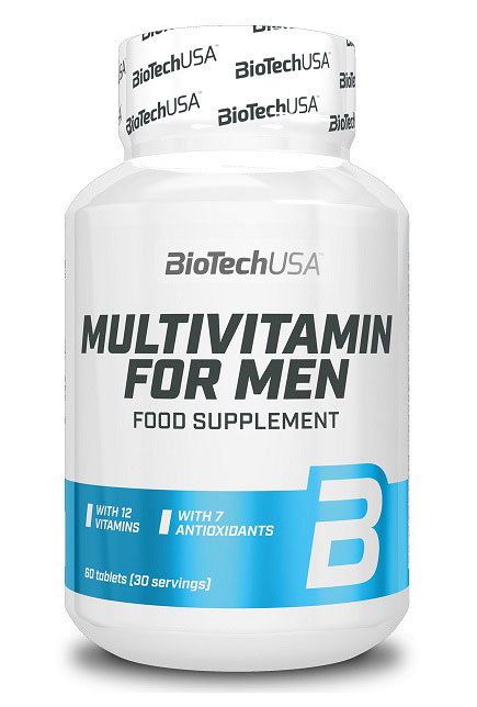 Multivitamin for Men BioTech (60 таб)
