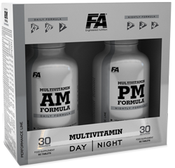 MultiVitamin AM+PM FORMULA (90+90 таб)