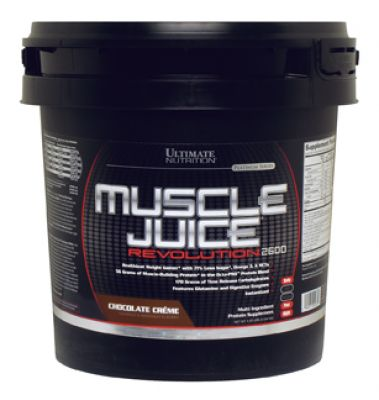 Muscle Juice Revolution 2600 Ultimate Nutrition (5,04 kg)