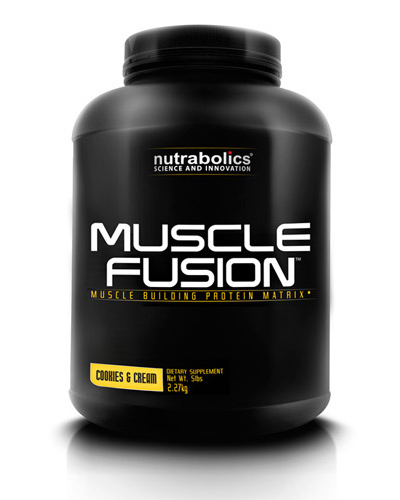 Muscle Fusion Nutrabolics (2270 гр)