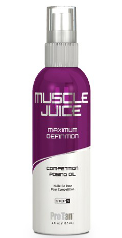 Грим(масло) Muscle Juice Professional Posing Oil (118.5 мл)