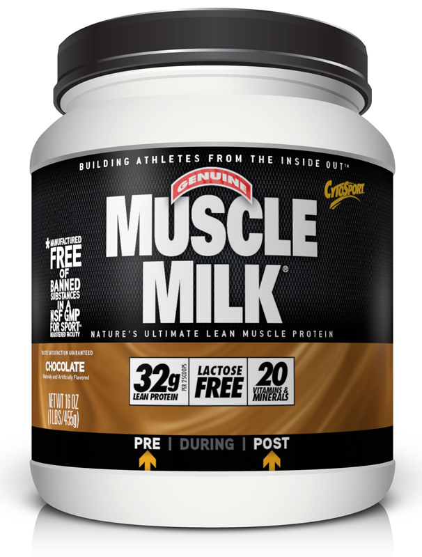 Muscle Milk CytoSport (455 гр)