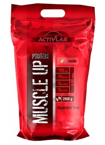 Muscle Up Professional ActivLab (2000 gr)