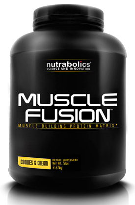 Muscle Fusion Nutrabolics (2270 gr)