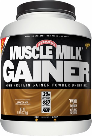 Muscle Milk Gainer CytoSport (2268 гр)