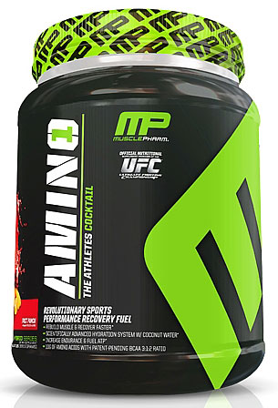 Amino 1 MusclePharm (665-720 гр)