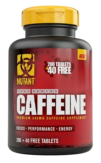 Caffeine Core Series Mutant (240 tab)