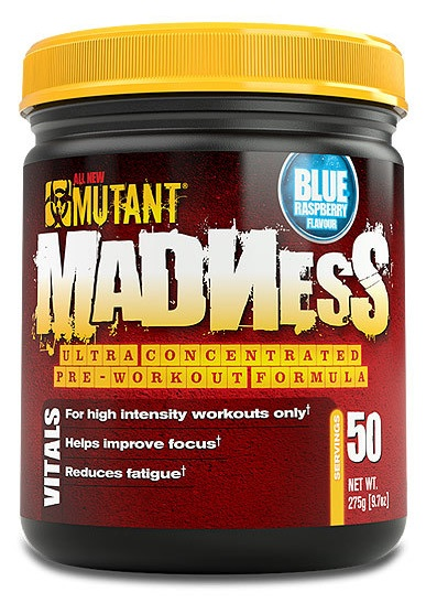 Mutant Madness (275-325 gr)