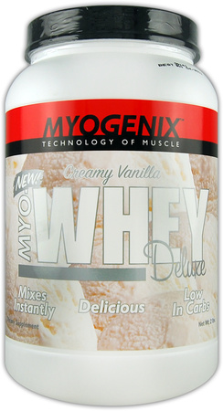 Myo Whey Deluxe Myogenix (924 гр)