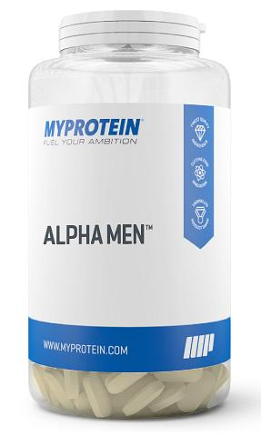 Alpha Men Myprotein (240 таб)