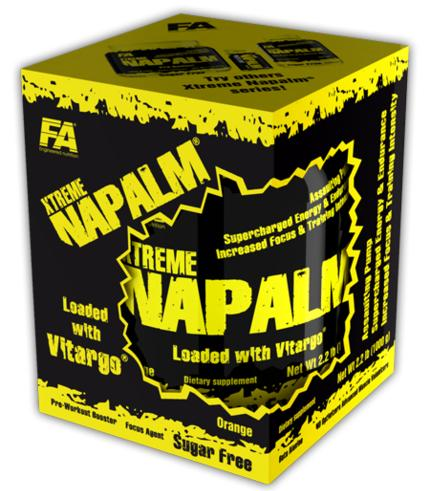Xtreme Napalm loaded with Vitargo (1000 гр)