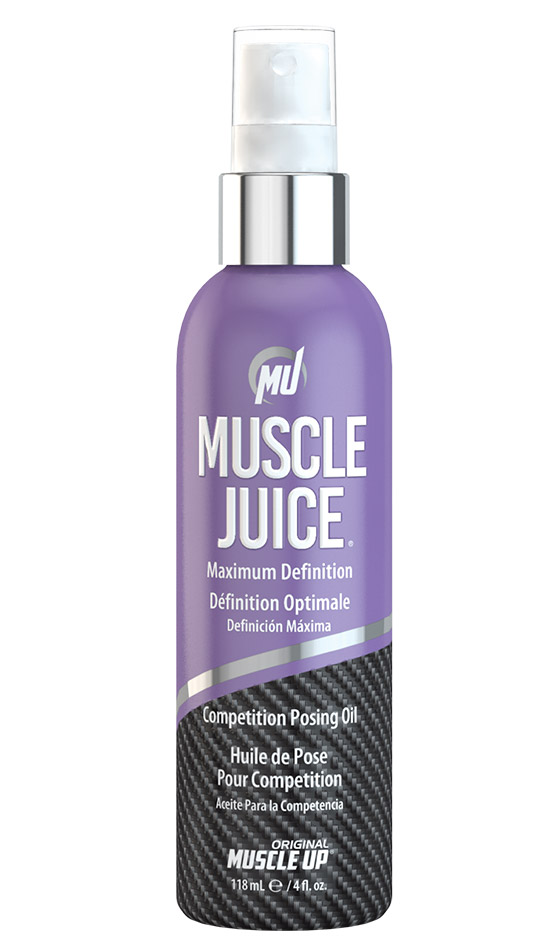 Грим(масло) Muscle Juice Professional Posing Oil (118 ml)