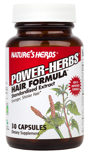 Hair Formula Twinlab Nature's Herbs (30 кап)