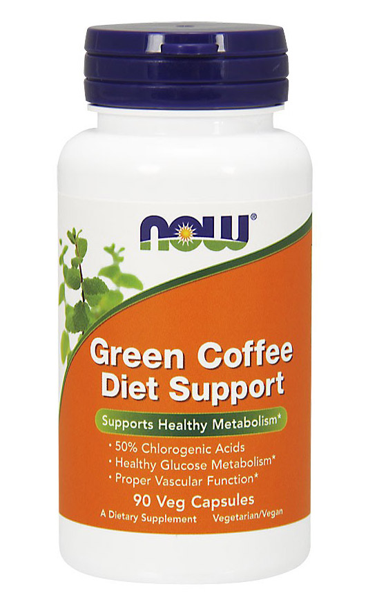 Green Coffee Diet Support NOW (90 кап)
