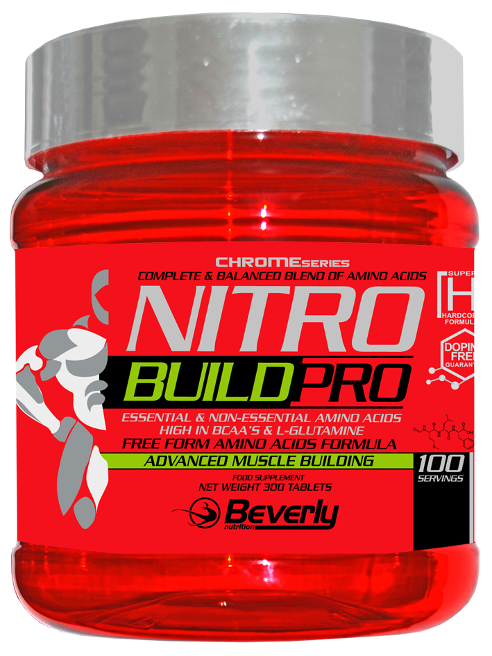 Nitro BuildPro Beverly (300 tab)