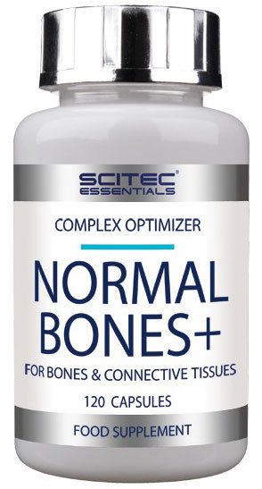 NORMAL BONES+ SCITEC NUTRITION (120 cap)