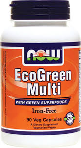 EcoGreen Multi NOW (90 veg cap)