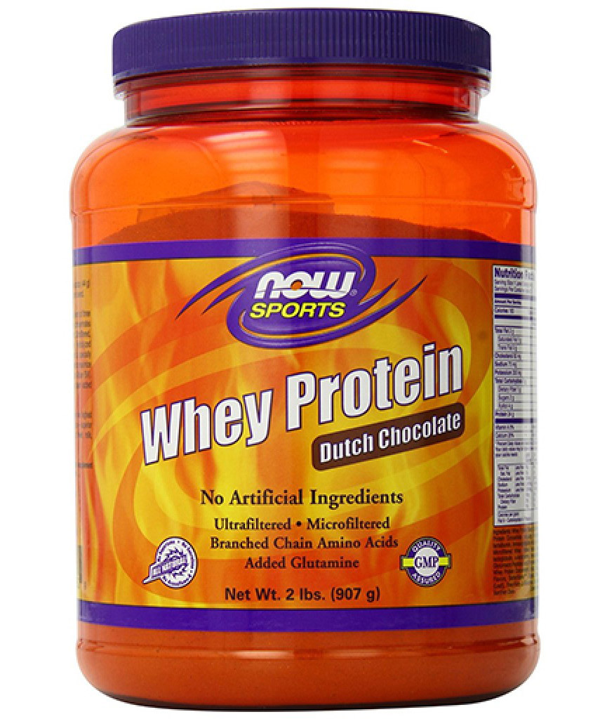 Whey Protein NOW (908 гр)