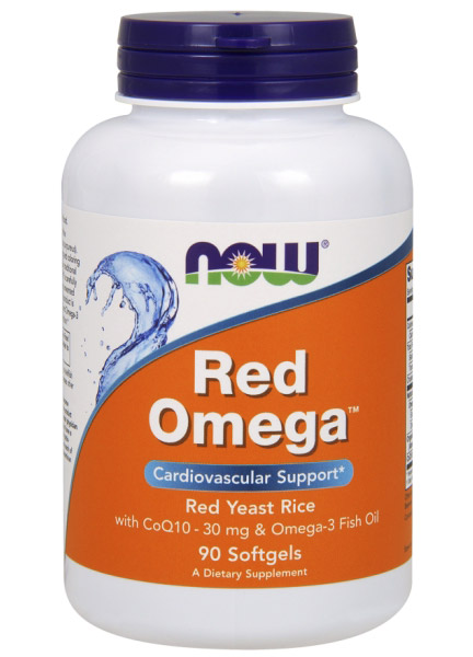 Red Omega NOW (90 Softgels)