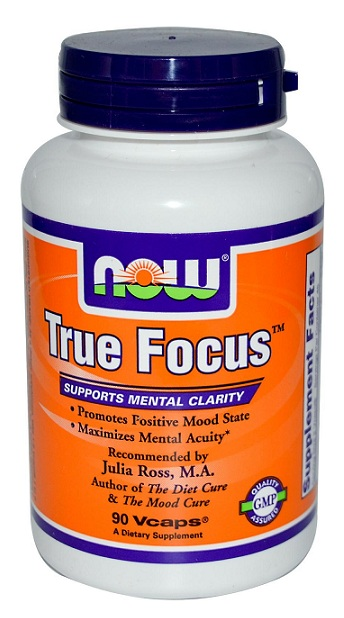 True Focus NOW (90 Vcaps)