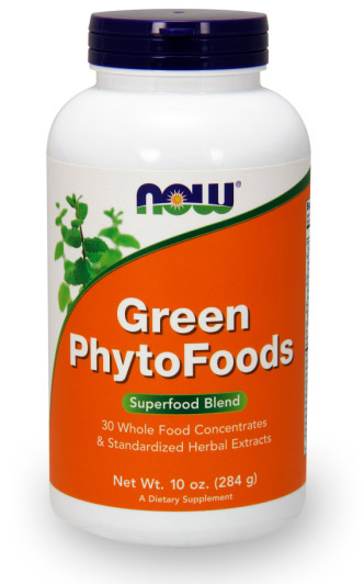 Green PhytoFoods NOW (284 гр)(годен до 10/2017)