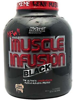 Muscle Infusion Black (2266 гр)
