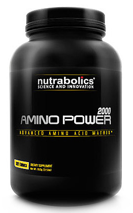 Amino Power 2000 Nutrabolics (325 таб)