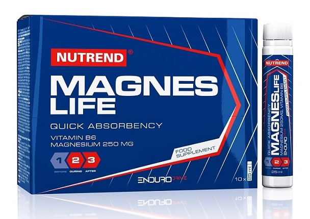 MagnesLife Nutrend (10 x 25 ml)