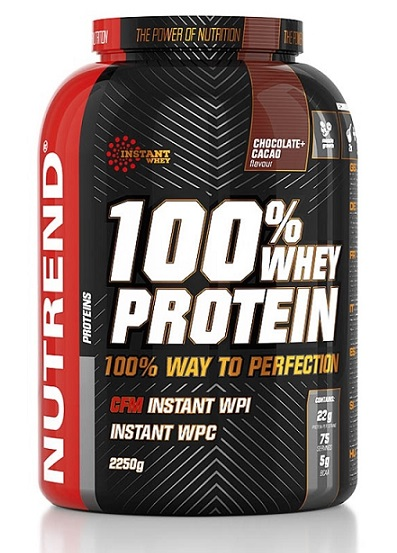 100% Whey Protein Nutrend (2250 гр)