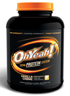 Total Protein System OhYeah! (1814 гр)