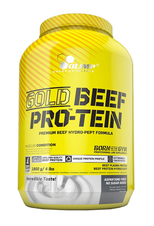 Gold Beef Pro-Tein Olimp (1800 gr)