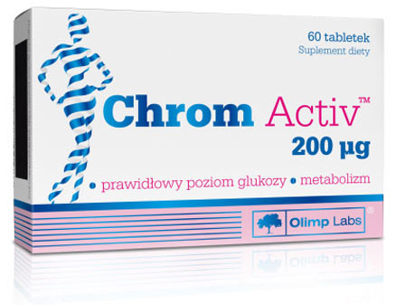 Chrom Activ Olimp (60 tab)