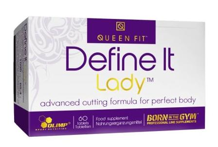 Define It Lady Olimp (50 tab)