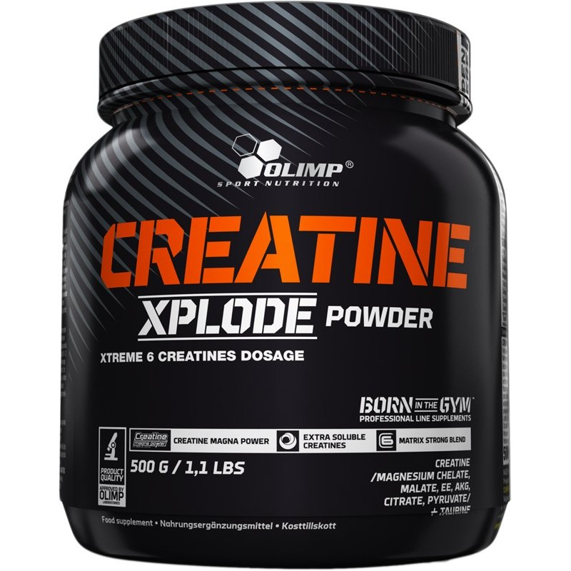 Creatine Xplode Olimp (500 гр)